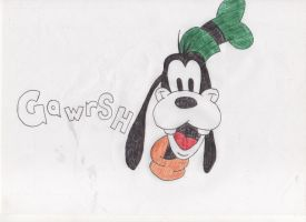 Goofy by OvenMittensForGandhi