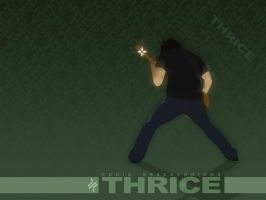 the Thrice Project - vol I.I by visceralNL