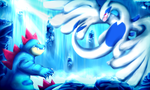 Lugia is here by shinayra