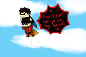 Up up and AWAY by CrimsonHorror