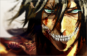 Attack No Titan by Sofrex