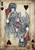 Queen of Hearts by NoahW
