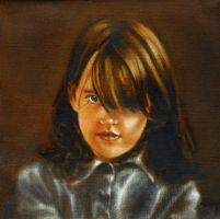 Artist's Daughter, Early Work by hank1