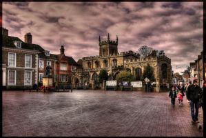 Huntingdon, UK by aglezerman