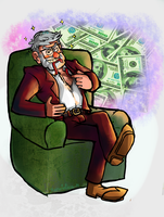 Grunkle the Hunkle by Yumelolica