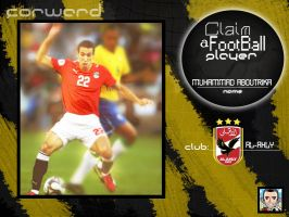 Muhammad Aboutrika by HussienMafia