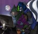 Game Over by Marxis