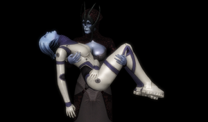 Liara T'Soni, Daughter Defeated 1 by FallenParty