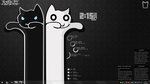 Longcat Rainmeter by DivineForce