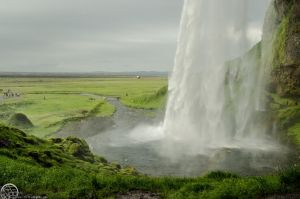 Seljalandsfoss by kaetrouv