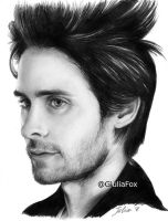 Jared Leto by JuliaFox90