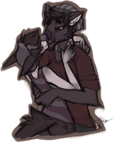 Can't stand it by gr-ay