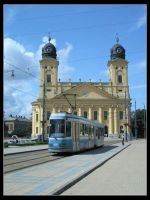 Debrecen II :Old and Modern: by Wyco