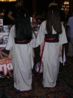 Fatal Frame 2 cosplay by forgottensoul537