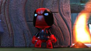 LBP Deadpool by Canovoy