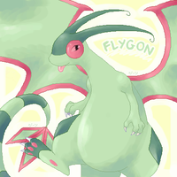 Flygon... again by stardroidjean