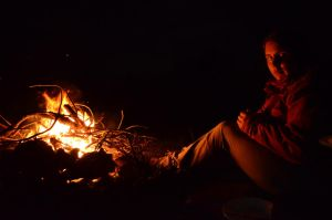 Fabiola and fire radiation by albyper84