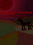 Bloods Moon Comic Cover chapter one by ZebraW0lf