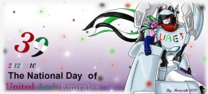 Tha Natioanl Day by MoroSaki