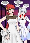 Revenge is Weiss pt 1 of 2 by Imbriaart