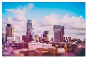 The City Rises by deepgrounduk