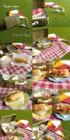Petit Picnic Contest Entry by Snowfern