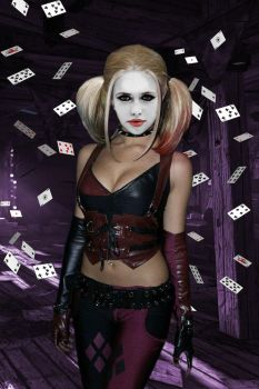 Harley Quinn Poster A by Rated-R4-Ryan