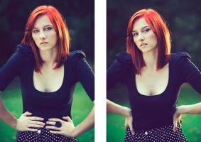 the red filters through IX by StaceyRussell