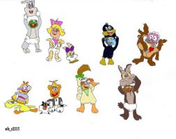 The Baby Looney Tunes' Secret by WileE2005