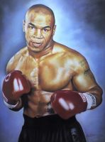 IRON MIKE TYSON by ARTISTS99