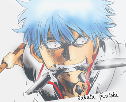 Gintoki by Wendy-Marvell