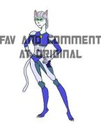 Animated OoC Howlback Casual b by fembotsunite