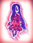 Erma in a Red Dress by BJSinc