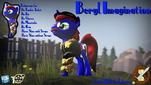 Beryl Imagination [DL] OUT DATED by Longsword97