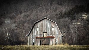 Hartsburg Barn by FabulaPhoto