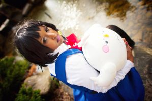 Tamako Market -Choi by Playitlikearainbows
