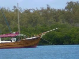 Mauritian Ship 7 by vamprys-stock