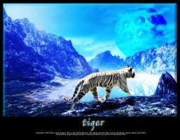 Tiger Planet by 1footonthedawn