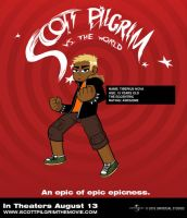 Scott Pilgrim avatar by DTrain2695