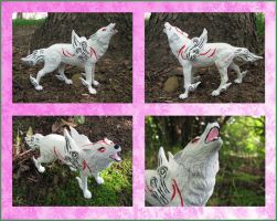Amaterasu Custom by NocturnalEquine