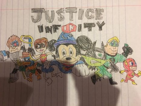 Justice Infinity by Jarmasea