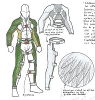 Suit Design Mountain Coop 3 by NationalGeo