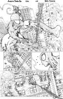 A. Spider-Man 596 page by PauloSiqueira