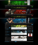 Gaming Network Design by Ahrta5