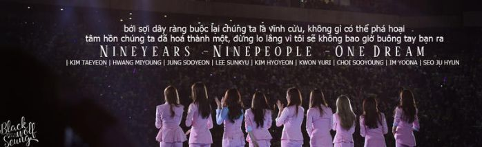 [ COVERZING ] 9YEARSWITHSNSD by paradise0609