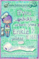 If you Sprinkle when you Tinkle... by shidonii