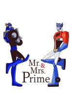 Mr. And Mrs. Prime by iloveop
