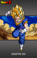 Vegetto SSJ by hsvhrt