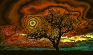 The Halloween Tree by montag451