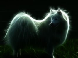 Ghost Dog by Bazz-photography